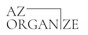 Home organization logo - AZ Organize